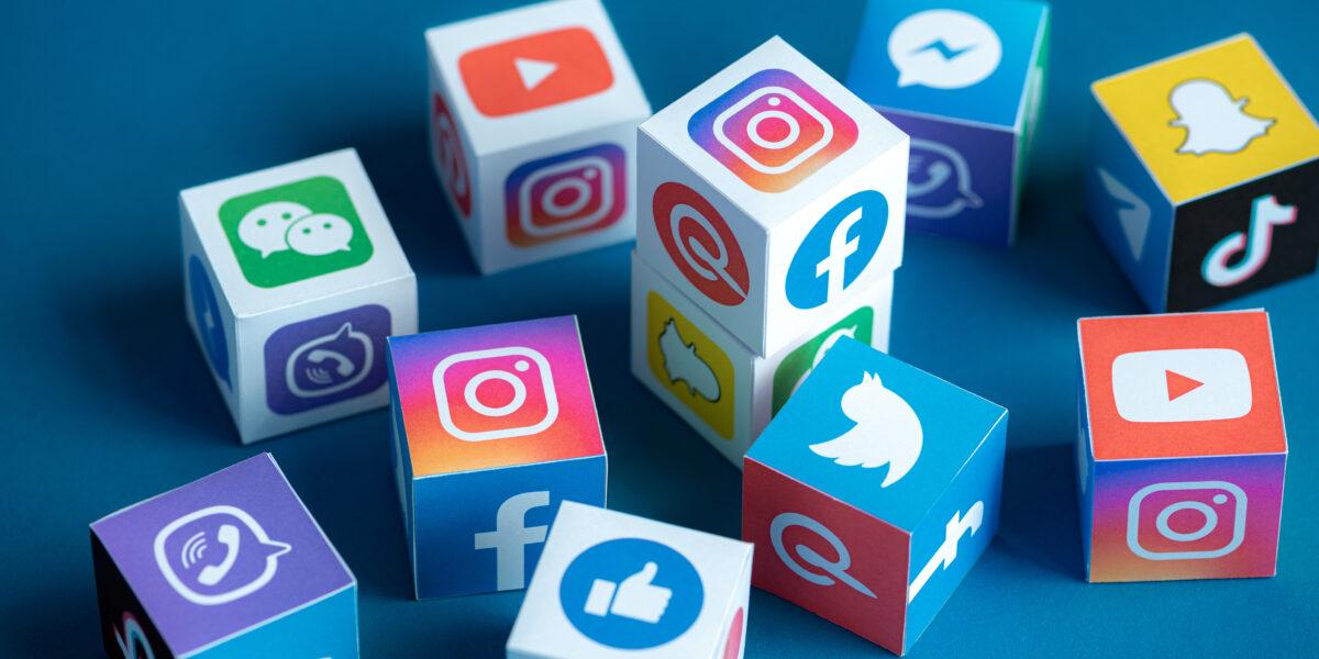 Ejendomsmægler de sociale medier